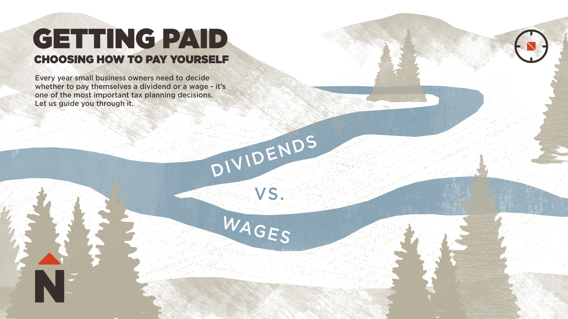 Dividends vs Salary Wages - True North Accounting – Calgary Small Business Accountants