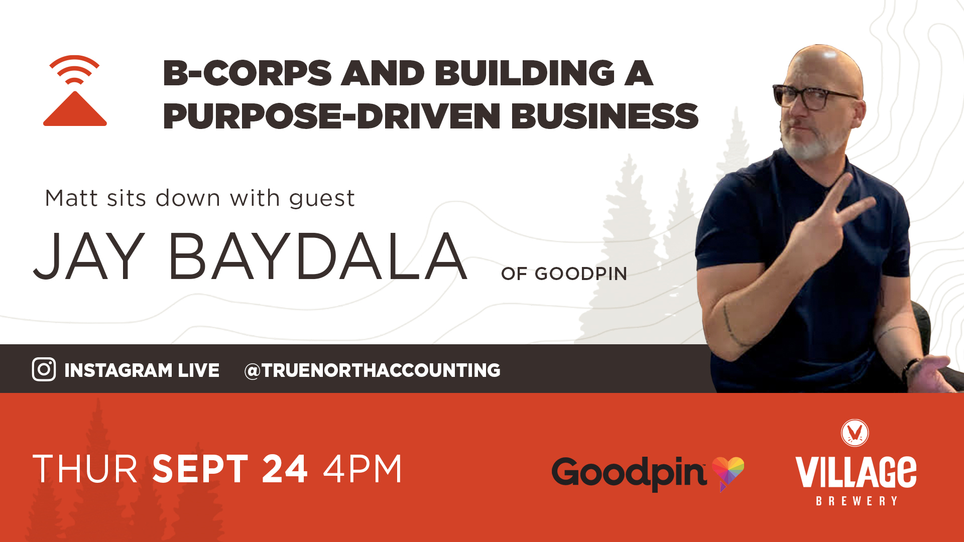 B-Corps Goodpin Jay Baydala - True North Accounting – Calgary Small Business Accountants